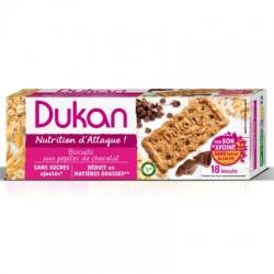 Sušenky Dukan® s kousky čokolády