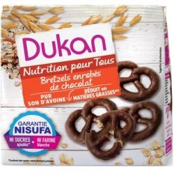 Praclíky Dukan® poliate čokoládou