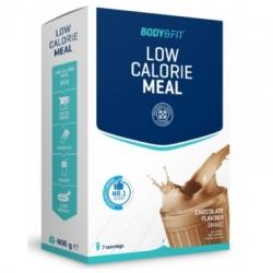 Nízkokalorické proteínové jedlo ČOKOLÁDA Body&Fit 406g