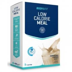 Nízkokalorické proteínové jedlo KAPUČÍNO 7porcií Body&Fit 406g
