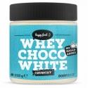 Biela chrumkavá nátierka bez cukru s whey proteínom body&Fit 250g