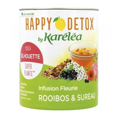 Bylinkový čaj Bio LÍNIA Rooibos Baza Karéléa