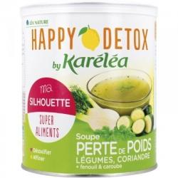 Polévka na hubnutí HAPPY DETOX zelenina, koriandr, fenykl, karob Karéléa