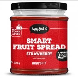 Jahodový džem bez cukru Body&Fit
