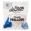 Marshmallows bez cukru De Bron