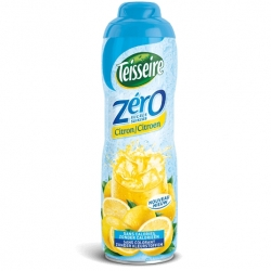 Sirup citrónovo-limetkový 0 % cukru a 0 % kalórií !