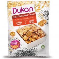 Slané preclíky Dukan® na způsob bretzels