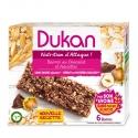 Lieskovcovo-čokoládové tyčinky Dukan®