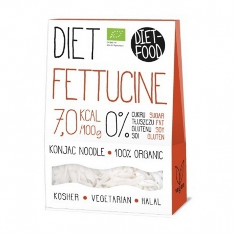 Shirataki Fettuccine BIO Diet-Food 300g