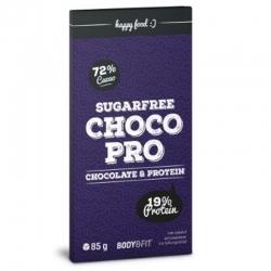 Čokoláda bez cukru s proteínom CHOCO PRO 72% Body&Fit