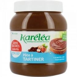 Lískově-čokoládová pomazánka bez cukru 750g