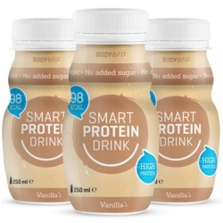 Vanilkový proteínový nápoj Body&Fit