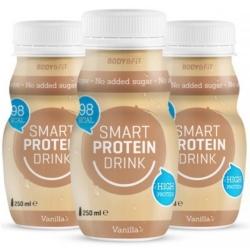 Vanilla protein drink SMART PROTEIN DRINK