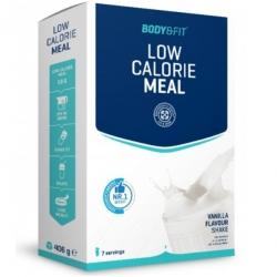 Nízkokalorické proteínové jedlo VANILKA 7 porcií Body&Fit 406g