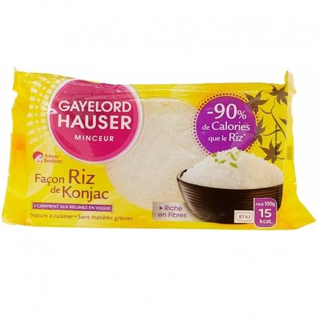 Shirataki ryža Gayelord Hauser 160g