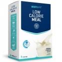 Nízkokalorické proteínové jedlo BANÁN 7 porcií Body&Fit 406g