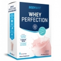 Jahodový proteín Whey Perfection Body&Fit 336g