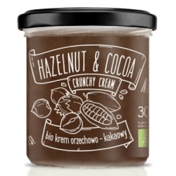 Bio Hazelnut & Cacao Crunch Cream 300g