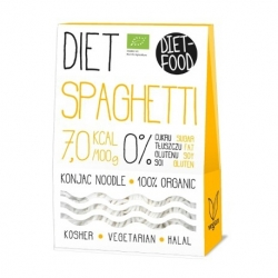 Shirataki Spaghetti BIO Diet-Food 200g
