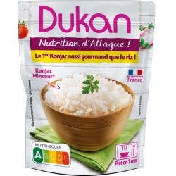 Konjacová ryža hotové jedlo