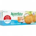 Křehké kokosové sušenky bez přidaného cukru Karéléa