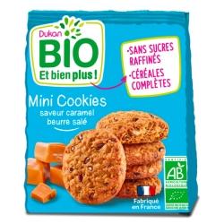 Karamelové mini cookies Dukan Bio