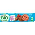 Malinové sušienky poliate čokoládou Dukan Bio