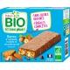 Tyčinky s mandľami a lieskovými orieškami celomáčané v čokoláde Dukan Bio
