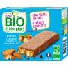 Tyčinky s mandlemi a lískovými oříšky celomáčené v čokoládě Dukan Bio