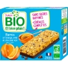 Tyčinky s pomarančom, medom a kúskami čokolády Dukan Bio