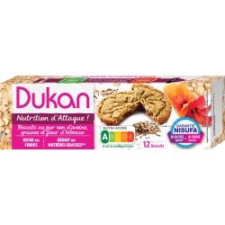 Sušenky Dukan® s 3 semínky a ibiškovým květem