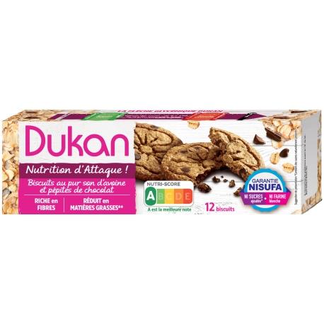 Sušienky Dukan® s kúskami čokolády 95g