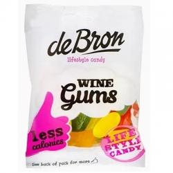 Gumené cukríky bez cukru WINE GUMS