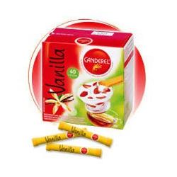 Vanilkové sladidlo - sticks 50 kusov