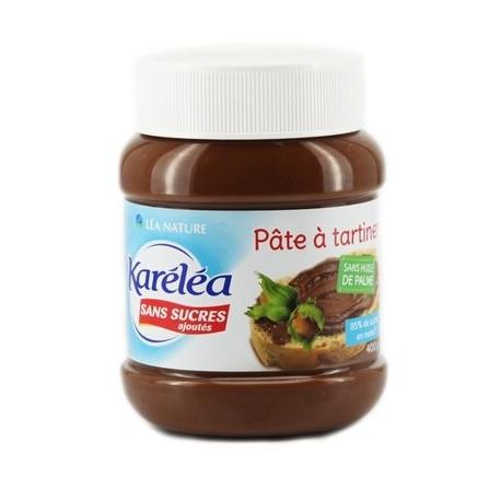 Lieskovcovo-csokoládé elterjedt cukor nélkül 400 g