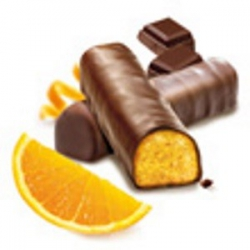 Bílkovinová tyčinka čokoládově pomerančová