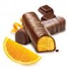 Bielkovinová tyčinka čokoládovo-pomarančová