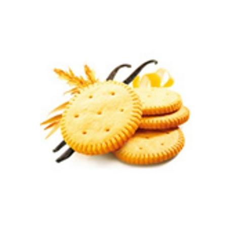 Bielkovinové vanilkovo-citrónové sušienky 3 ks