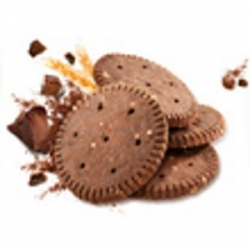 Bielkovinové čokoládovo-kakaové sušienky