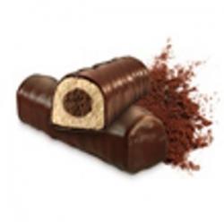 Bielkovinová čokoládovo-mandľová tyčinka