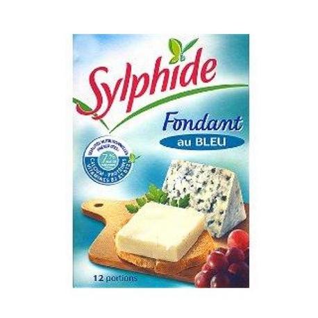 Tavený syr Sylphide chuť plesňového syra Bleu 7% tuku