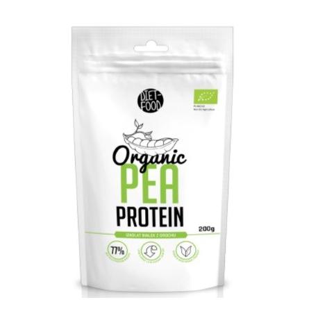 BIO PEA PROTEIN : Hráškový Proteinový Izolát