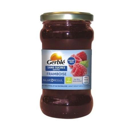 Malinový džem bez cukru s nízkym GI