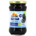 Čučoriedkový džem bez cukru s nízkym GI