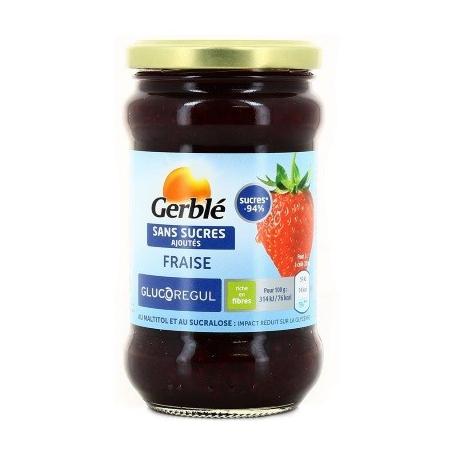 Jahodový džem bez cukru s nízkym GI