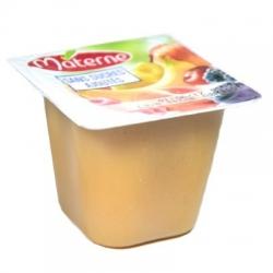 Ovocné pyré bez cukru jablko