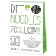 Shirataki rezance BIO Diet-Food 200g