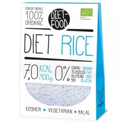 BIO Shirataki Rýže Diet-Food 300g