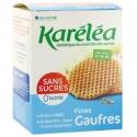 Tenké wafle bez cukru Karéléa