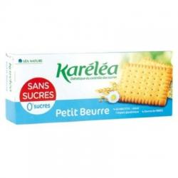 Maslové sušienky bez cukru Karéléa